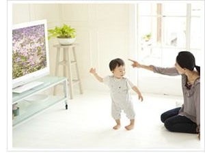 Attention Problems In Early Childhood >> Orienting Response Baby Watching Tv Early Learning
